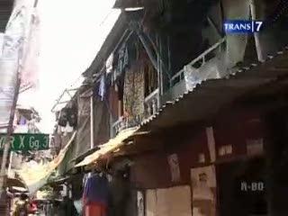 Pemukiman Kumuh Menanti Kampung Deret