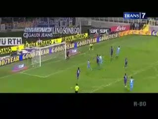 Napoli Permalukan Fiorentina, Milan-Lazio Imbang