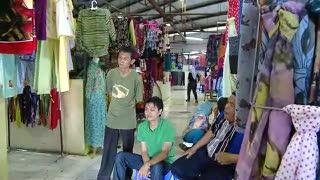 Sepi, Pedagang Blok G Tanah Abang Ancam Kembali Jualan di Trotoar