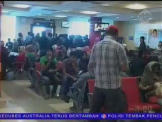 Lion Air Mendarat Darurat di Palembang