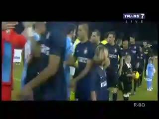 Napoli Tekuk Inter