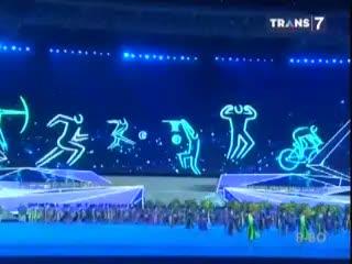 Sea Games XXVII Resmi Ditutup