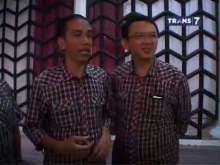 Jokowi Nyapres, Ahok Berhenti