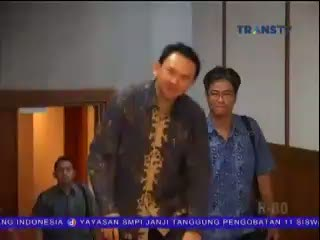 Banten Tolak Sodetan, Ahok Mengaku Tak Masalah