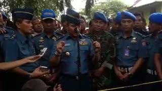 Ledakan Gudang Amunisi TNI AL, Kadispenal: Banyak Senjata Beterbangan