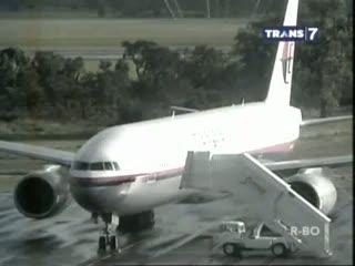 Nasib WNI dalam Penerbangan MH 370 Belum Jelas