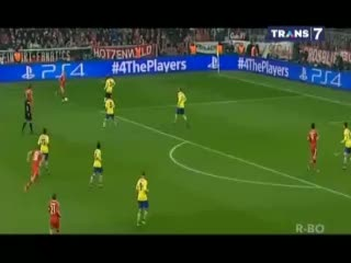 Bayern Pastikan Tiket Perempatfinal Liga Champions