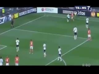Tahan Spurs, Benfica Maju ke Perempatfinal