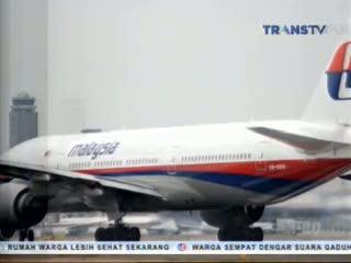 Teka-teki Hilangnya Pesawat Malaysia Airlines MH370