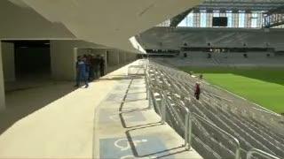 Sebanyak 27 Ribu Kursi Stadion di Curitiba Belum Dipasang