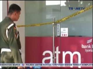 Oknum TNI Tertangkap Tangan Bobol Mesin ATM