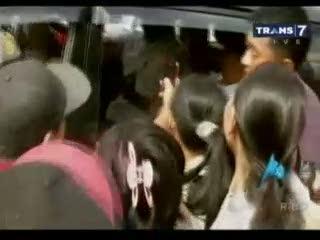Jokowi Blusukan, Sebar Pesona Jelang Pilpres