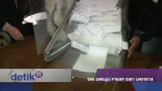 Warga Donetsk Gelar Referendum, Mayoritas Setuju Pisah dari Ukraina