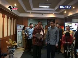 Gubernur Jakarta Cuti, Ahok Jadi Pejabat Sementara