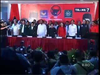 Koalisi PDI-P Rapatkan Barisan