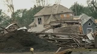 Dahsyatnya Sapuan Tornado Kembar di Nebraska, Ini Jejak Kehancurannya