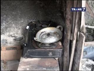 Tabung Gas Meledak, 12 Orang Menderita Luka Bakar