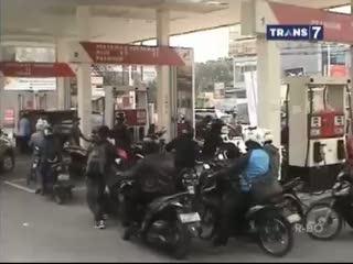 SBY Beberkan Alasan Penolakan Kenaikan BBM Subsidi