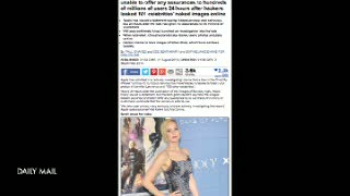 Heboh Hacker Curi Foto Bugil Pesohor Hollywood