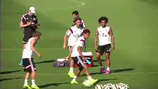 Ronaldo Siap Turun pada Laga Derby Madrid