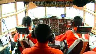 5 Jam Sisir Samudera, Jejak AirAsia Hilang Belum Terdeteksi