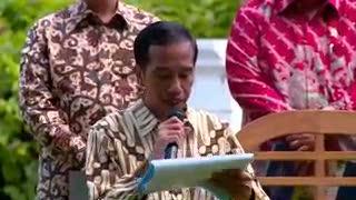 Jokowi: Premium Rp 6.600 per Liter