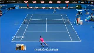 Lenguhan Sharapova di Semifinal Australia Open