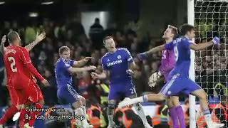 Gol Ivanovic Bungkam Liverpool, Chelsea Melaju ke Final