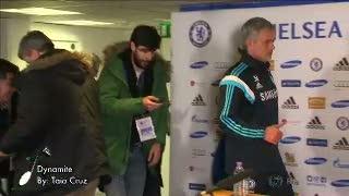 Mourinho Girang Melaju ke Wembley