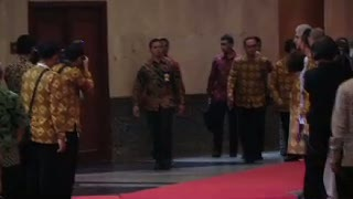 Jokowi Sesumbar Swasembada Pangan Tercapai 4-5 Tahun Lagi