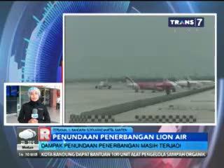 Dampak Penundaan Penerbangan Lion Air Masih Terjadi