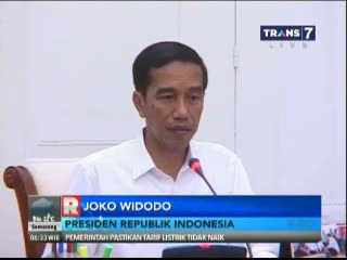 Presiden Kecewa Pada Menteri