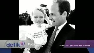 Ini Foto Pertama Princess Charlotte Setelah Pembaptisan