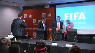 Terlibat Penjualan Tiket Ilegal Piala Dunia 2014, Sekjen FIFA Dinonaktifkan