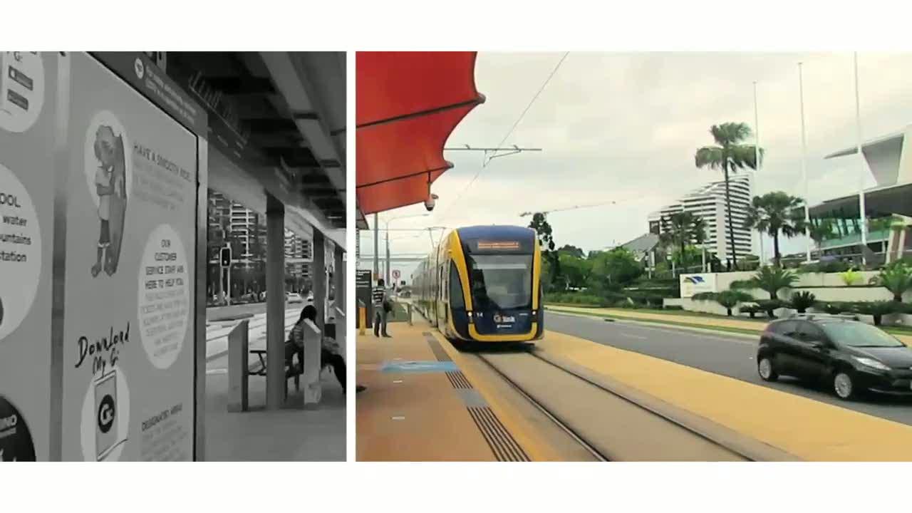 Wajah Transportasi di Gold Coast