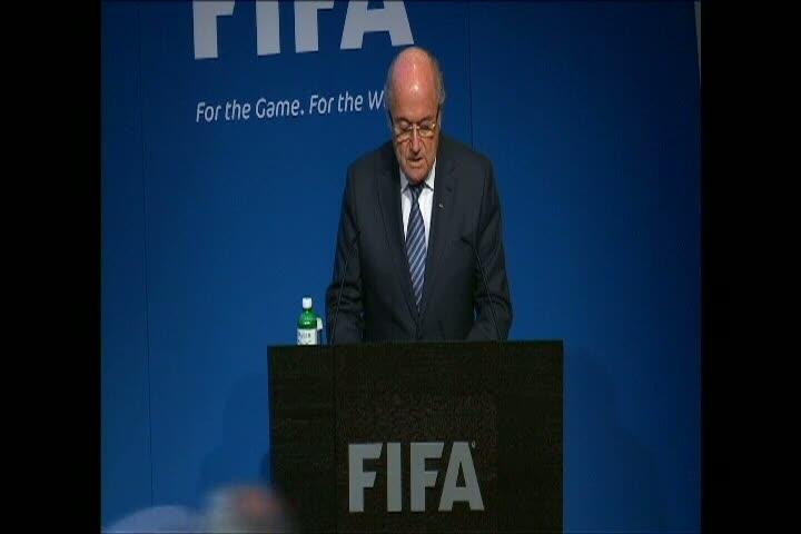 FIFA Larang Sepp Blatter dan Michel Platini Beraktivitas 8 Tahun