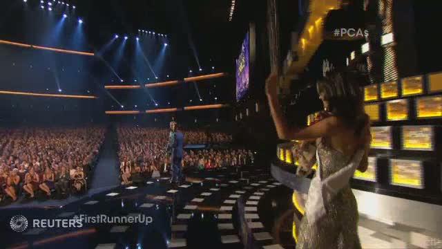 Para Pemenang People Choice Awards 2016