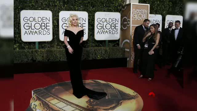 Lady Gaga dan Golden Globe Pertamanya