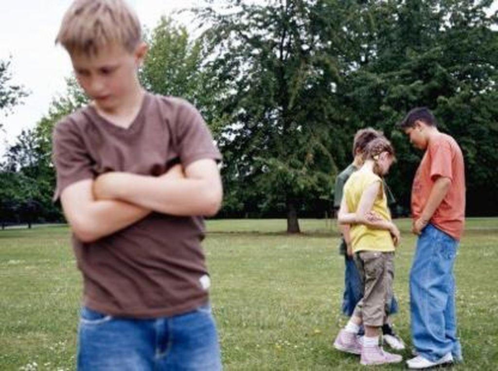 Ada Tanda-tanda Ini, Perlu Curiga Anak Jadi Pelaku Bullying