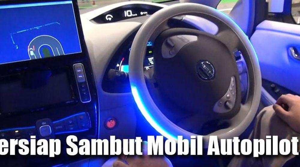 Mobil Tanpa Sopir