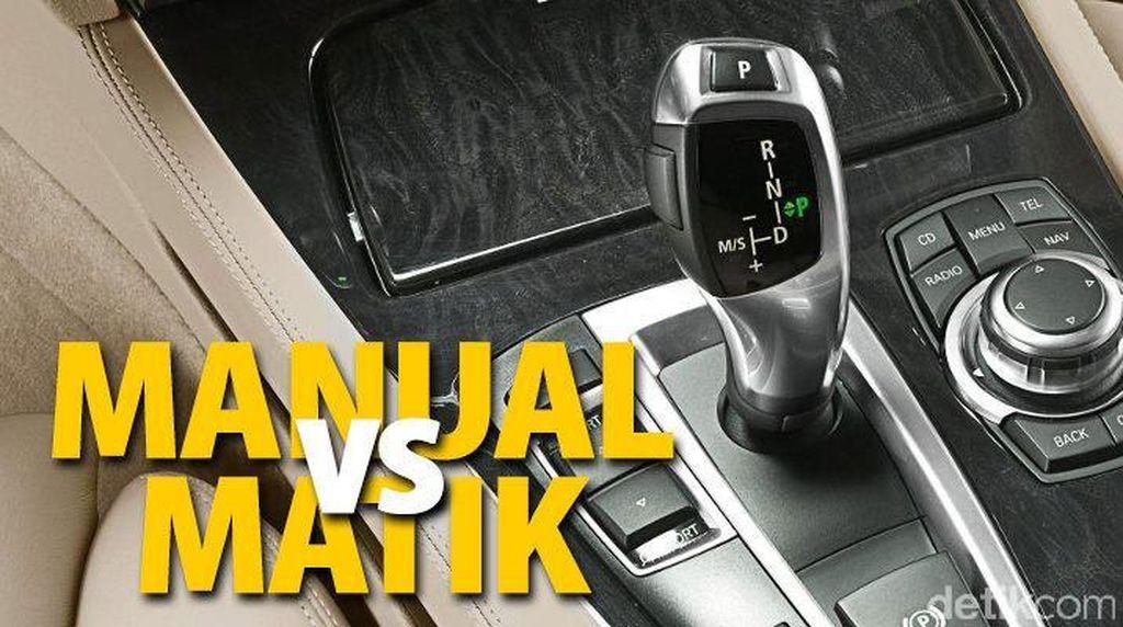Manual Vs Matik