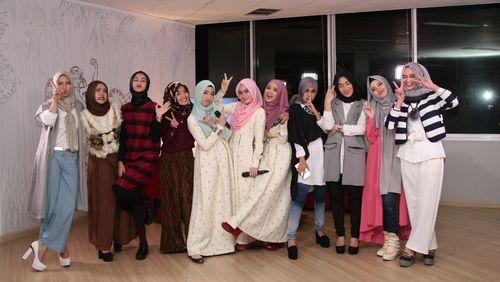 Foto: 10 Hijabers Cantik Alumni Hijab Hunt yang Kini Jadi Selebriti 1