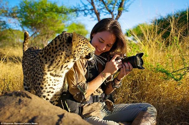 Inikah Fotografer Alam Liar Paling Seksi?