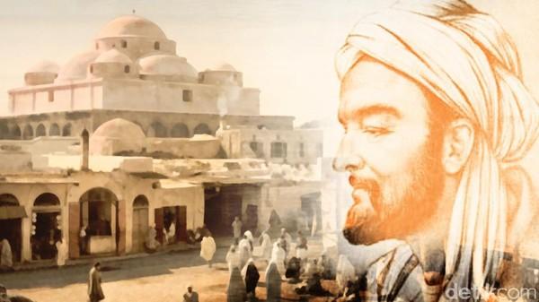 Mengenang Ilmuwan Muslim Ibnu Khaldun