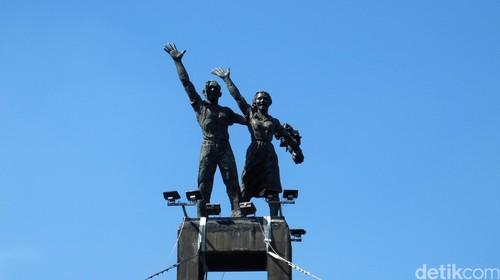 Patung Ikon Jakarta