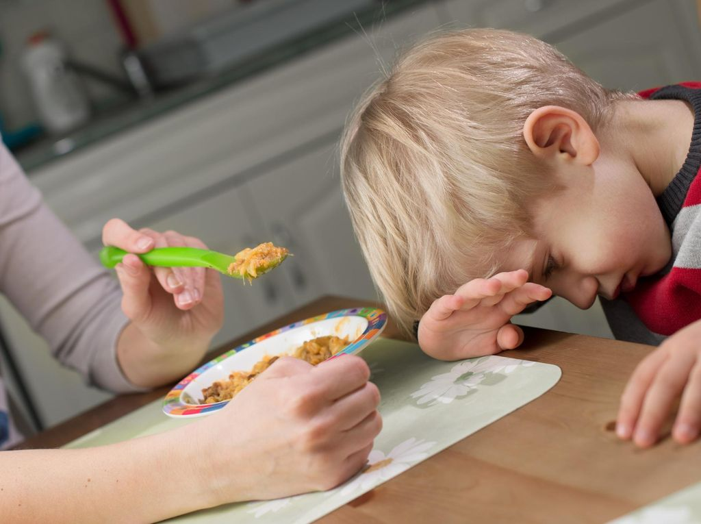 Bagaimana Cara Supaya Anak Doyan Makan?