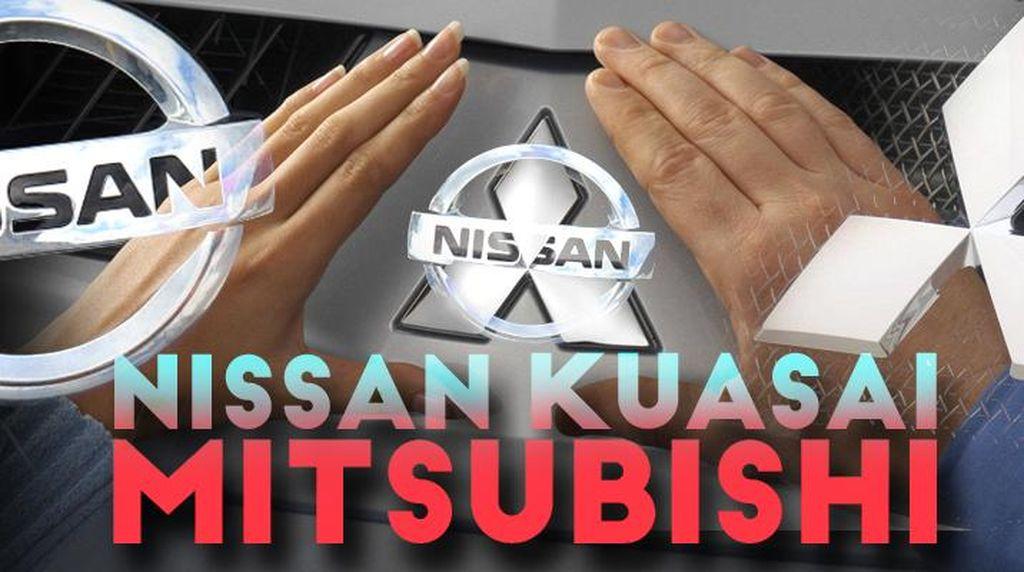 Nissan Kuasai Mitsubishi