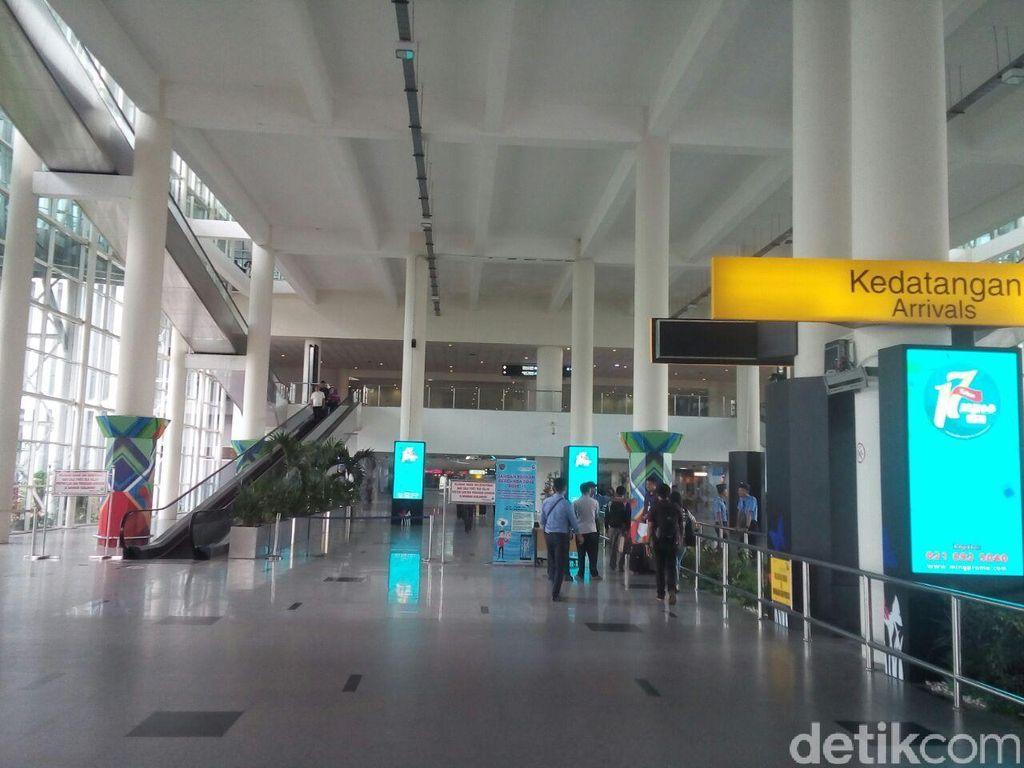 Puncak Arus Mudik di Bandara Kualanamu Diprediksi Besok