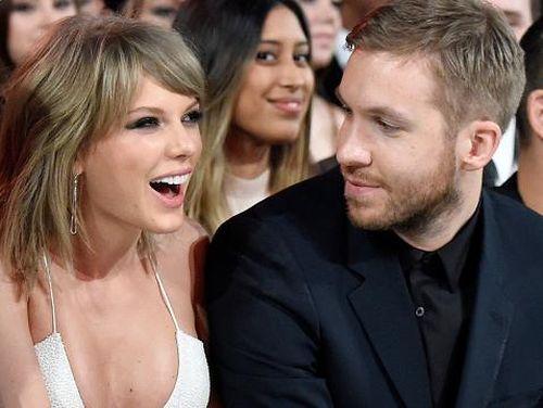 Ini Jejak Cinta yang Dihapus Taylor Swift dan Calvin Harris di Media Sosial 1