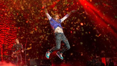 Konser Coldplay Singapura